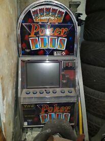 POKER ARCADE MACHINE