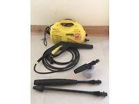 Karcher K235 pressure washer + 3 attachments