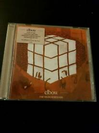 ELBOW THE SELDOM SEEN KID CD ALBUM NEW