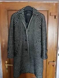 Sandro designer coat