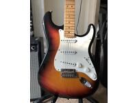 Fender American Series stratocaster 2002 With Upgraded CG Saddles