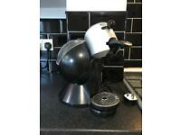 Dolce dusto coffee machine and pods