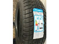 New winter tyre 4x4