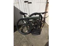 Montague Paratrooper - Full size folding mountain bike