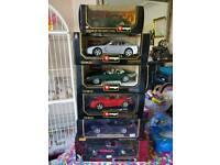 Burago car collection
