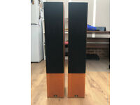 Monitor Audio Monitor 3 bi-ampable floor standing speakers