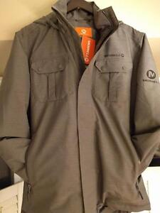Men's Merrell Large Insulated Jacket (brand new with tags)