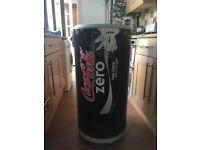 Coca-Cola Zero Fridge - NEW