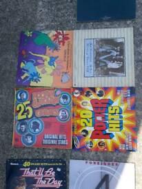 Records - bundle vinyl