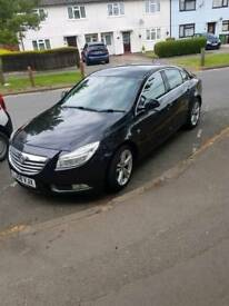 Vauxhall insignia 2.0 litre diesel sri one owner