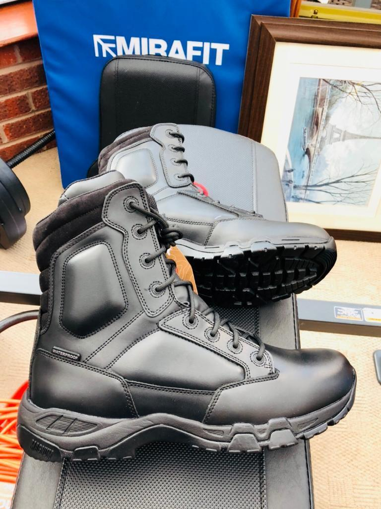 86705a27df Magnum Boots Viper Pro 8.0 Leather Waterproof : Unisex | in ...