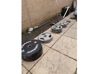 Mirafit Gym Equipment