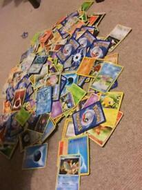 Massive bundle of Pokemon Cards