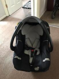 Bebe Confort Creatis Fox Car Seat