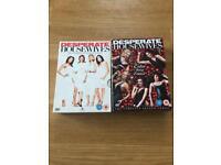 Desperate Housewives DVD seasons 1 & 2