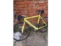 Mens Carrera virtuoso road racing bike for sale good condition