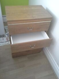 Drawers good condition