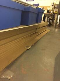 MDF boards. 3050 x 1220