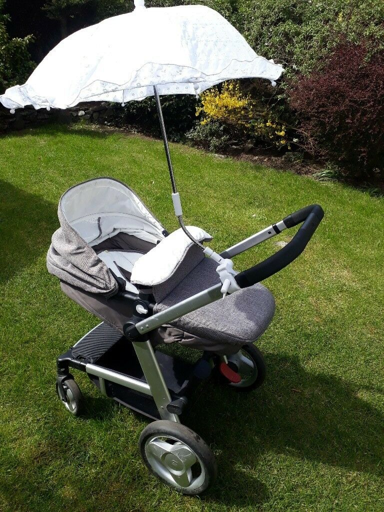 Mothercare Genie single / double Buggy