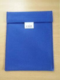 FRIO wallet (large blue) insulin/medication cooler
