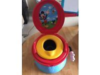 Tomy Mickey Mouse potty
