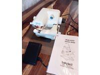 Baby Lock Sewing Machine Blind Hemmer