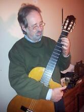 Guitar Lessons with Peter Wantirna Knox Area Preview
