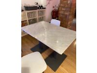 Marble High Quality Carrara Tables for Sale