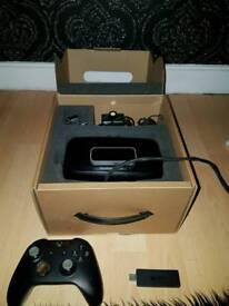 Oculus rift DK2 + Xbox 1 pad + motion leap