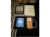 Fully working Ipad 1st generation 32gb, wifi and 3g ready