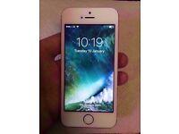 iPhone 5s 16gb White & Silver EE Sim Locked