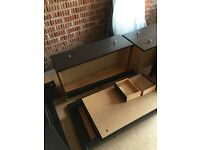 IKEA Hemnes chest of drawers / dresser with mirror