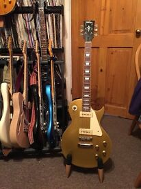 Vintage Gold Top Les Paul. with P90's.