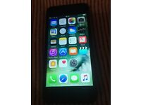 iPhone 5 Space Grey 16GB in Mint Condition