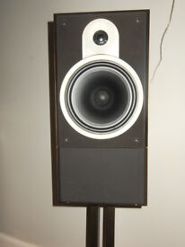 Bowers & Wilkins B&W DM1600 Rare Audiophile Speakers