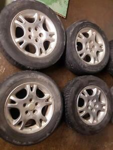 Dodge caravan wheels - dodge caravan aluminum rims