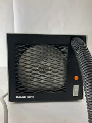 Haake Ek12 Immersion Cooling Unit Tested