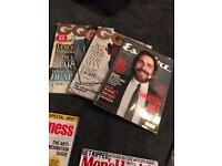 Men's Health Fitness GQ Esquire Magazines
