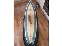 Surf Board - Fat Boy Flyer by Beach Beat - 7ft 6
