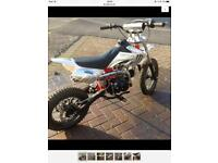 pit bike 125 cc dirt bike off road
