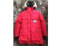 Mens Canada goose expedition jacket