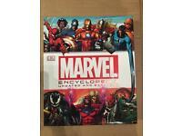 Marvel Encyclopaedia Huge Hardcover