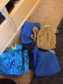 Huge bundle of boys clothes 10-11 years