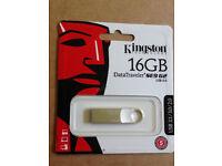 Kingston 16GB DataTraveler SE9 USB 3.0 Flash Drive Memory Stick DTSE9 G2(Min Order 5pcs)