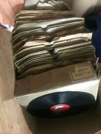 200 VARIOUS 78s RECORDS