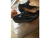 Ladies Clark shoes only wore twice RRP £55