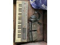 Vintage keyboard Casio mt-800