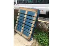 Free pallet, collection only, Brockley