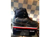 ARCO steel toe-capped work boots size 11