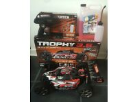 HPI Trophy 3.5 Nitro Buggy (1/8 Scale)